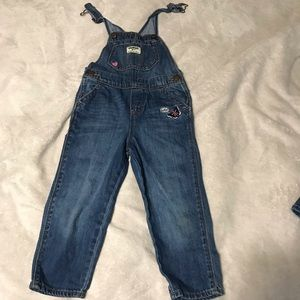Oshkosh 3t girls overalls